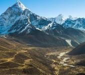 Everest Three High Pass Trek - 21 Days