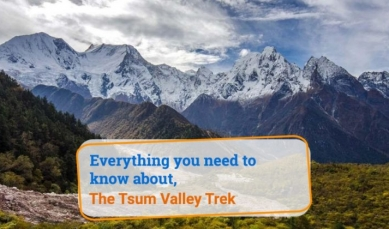 """Everything you need to know about """"The Tsum Valley Trek"""