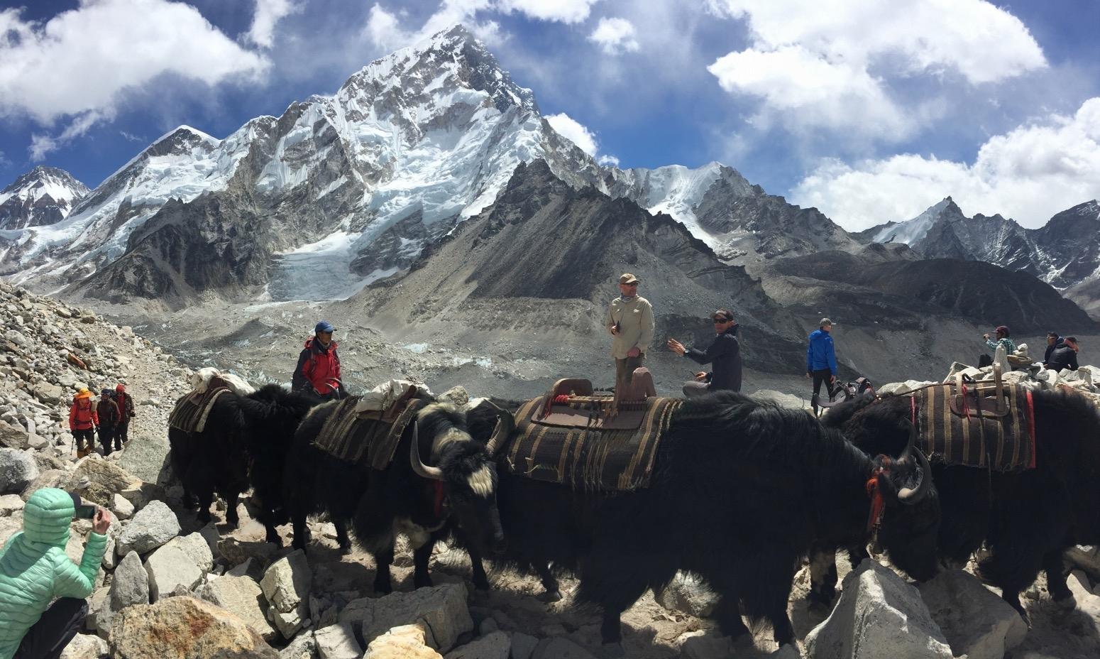 Everest Base Camp Trek food