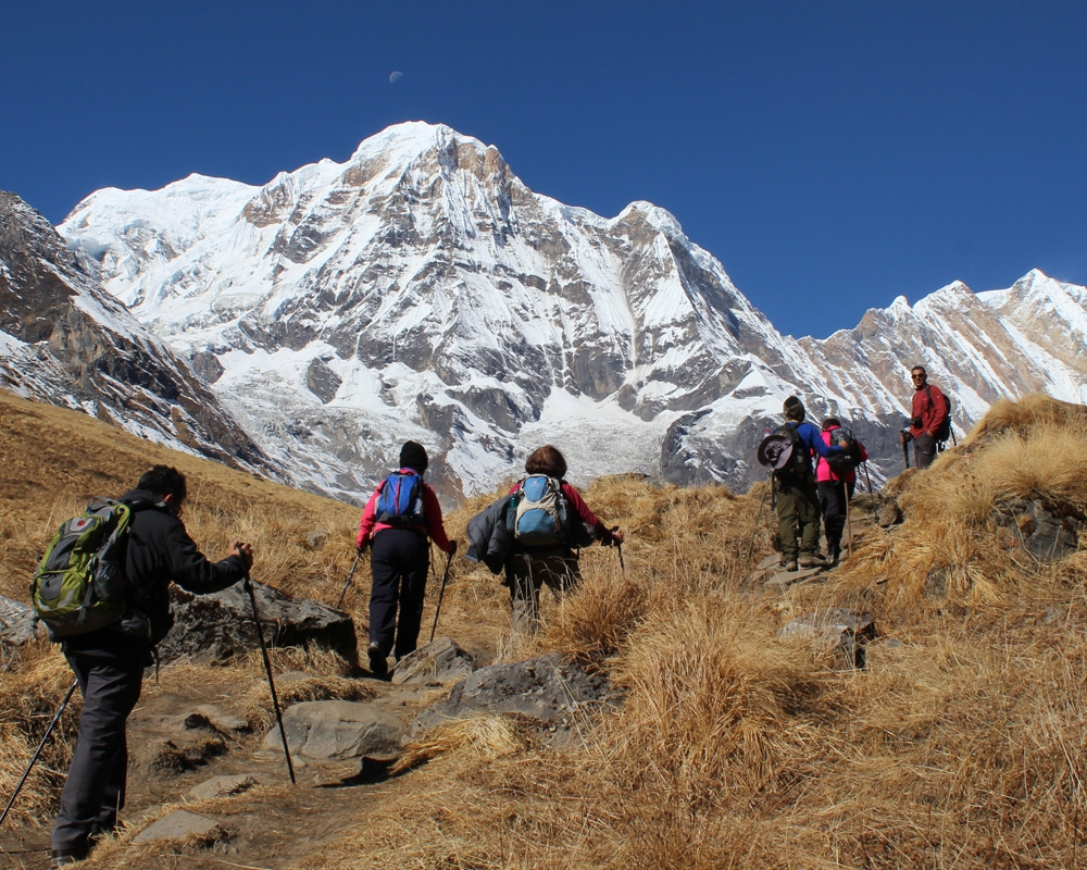 Trekking Costs in Nepal
