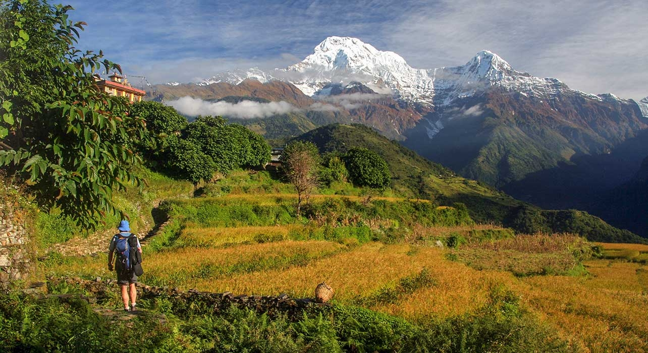 Trekking to Nepal after Covid-19