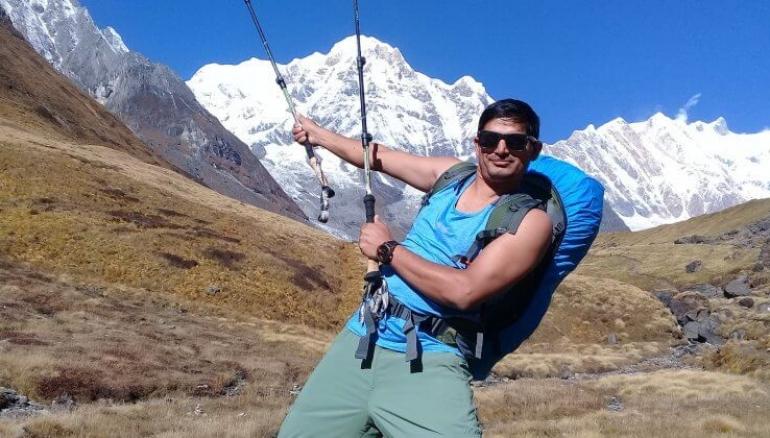 Annapurna Base Camp Trek - 15 Days