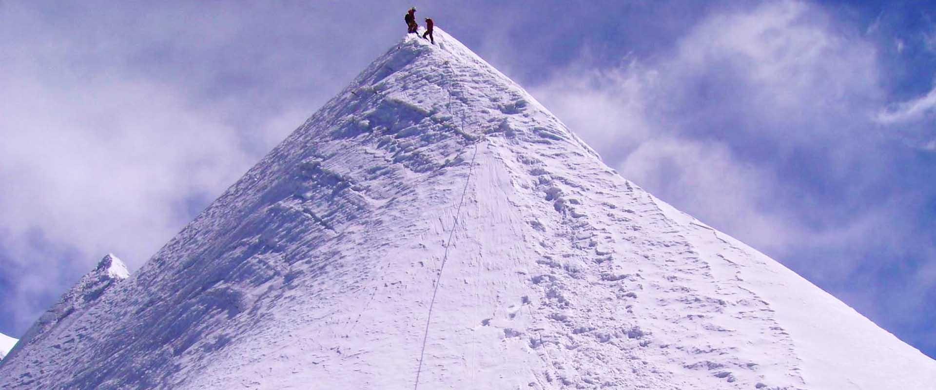 Pisang Peak Climbing - 18 Days