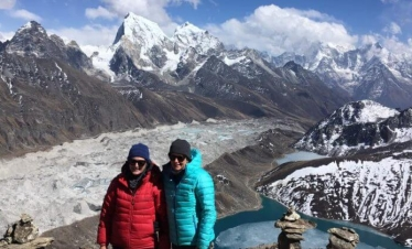 Everest Base Camp, Cho-La Pass and Gokyo Trek - 16 Days