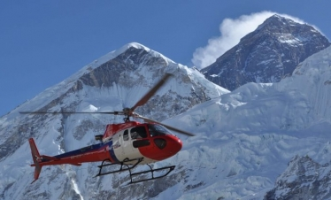 Nepal Everest Base Camp One Day Heli Tour - 1 Day