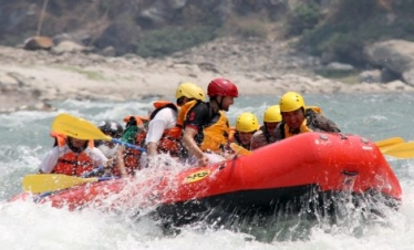 Bhote Koshi River Rafting - 2 Days