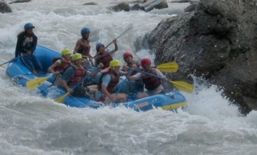 Kali Gandaki River Rafting - 3 Days