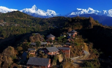 Annapurna Dhampus Sarangkot Hiking - 5 Days