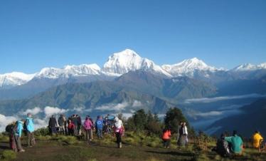 Annapurna Mohare Danda Trek - 11 Days
