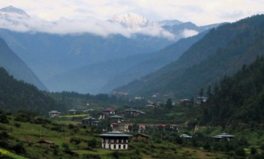 Bhutan Tour Including Haa Valley - 7 Days