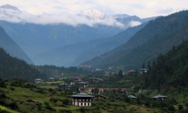 Bhutan Tour Including Haa Valley - 7 Days