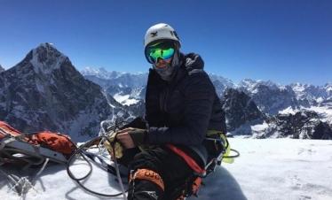 Lobuje Peak Climbing - 19 Days