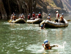 White water Trishuli River rafting - 1 Day